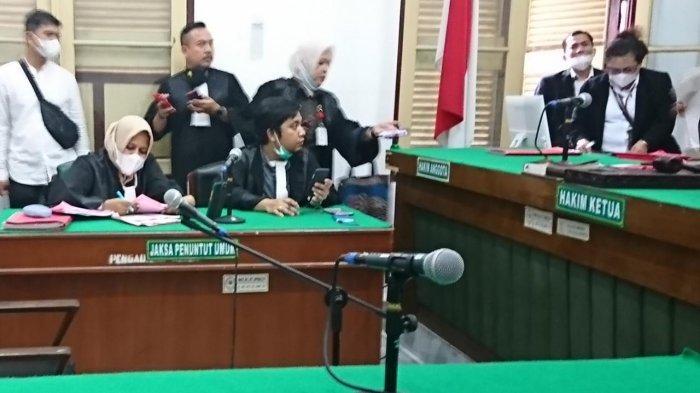 Punya Sabu Ratusan Gram, 5 Warga Aceh Dutuntut 13 Tahun Penjara
