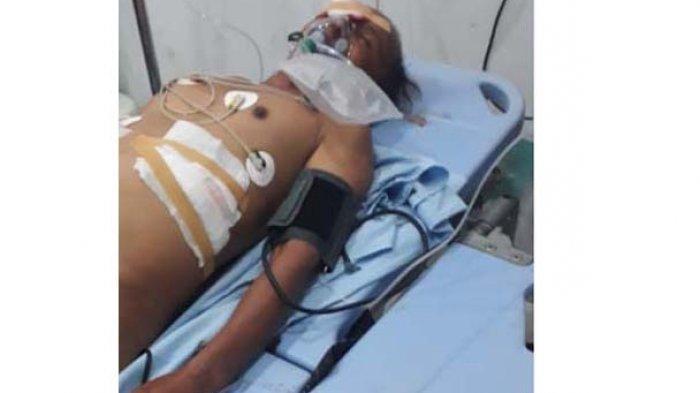 Dua Warga Aniaya Elvis Pangaribuan di Laguboti hingga Sekarat, Usus Terburai