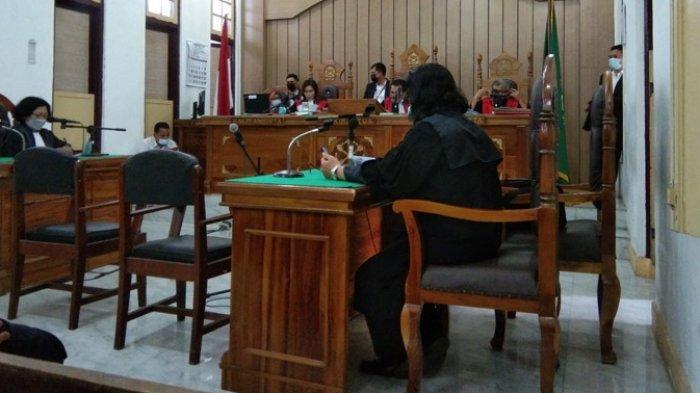 Tak Akui Bantu Kompol Raja Hotma Ambarita Bakar Mobil Orang, Dedi Dihukum Lebih Berat dari Tuntutan