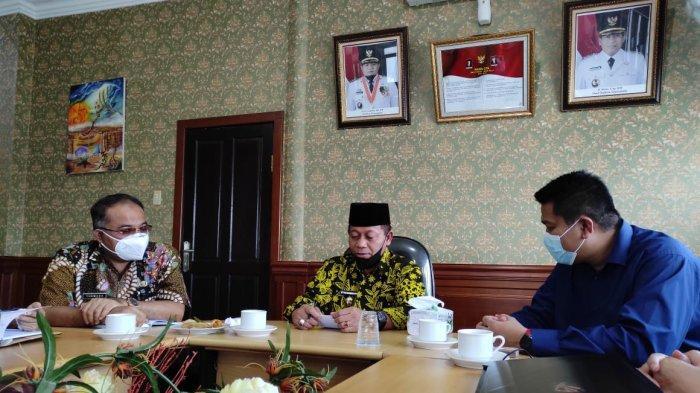 Plt Wali Kota Tanjungbalai Ajak Warga Ikuti Prokes
