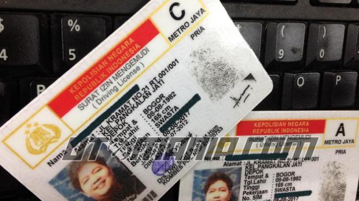 Biaya Perpanjangan dan Urus SIM Baru