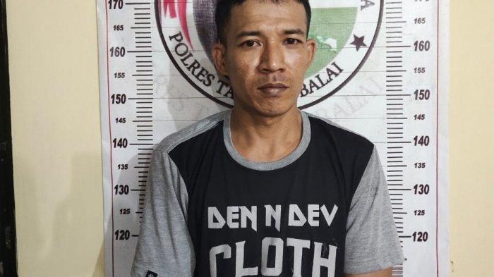 Gerebek Sebuah Rumah, Polisi Dapati Seorang Pria Simpan Satu Paket Sabu