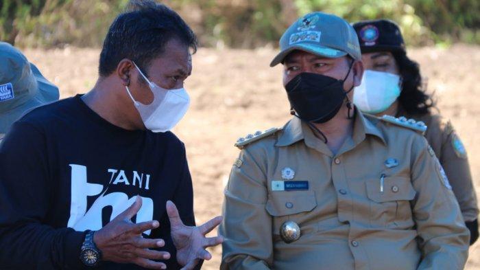 Sosok Simson Sipahutar, Penikmat Literasi yang Tengah Kembangkan Pertanian di Kawasan Danau Toba