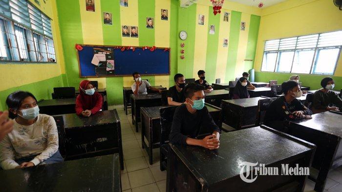 Instruksi Jokowi Sekolah Tatap Muka 2 Jam, Bobby Nasution: Kita Bahas, Buka Sekolah Bukan Coba-coba