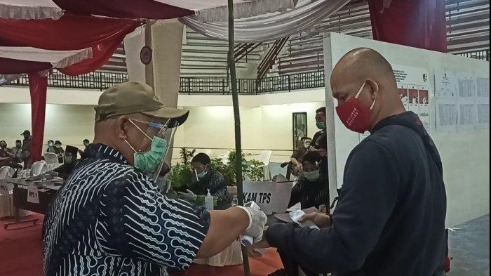 Simulasi Pilkada KPUD Asahan, Calon Pemilih Wajib Ikut Protokol Kesehatan