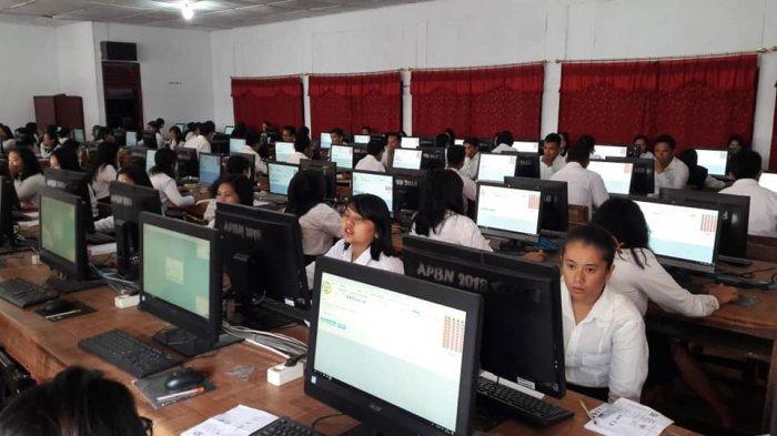 Seleksi SKD CPNS Tebingtinggi Dilaksanakan di Balai Kartini Baru