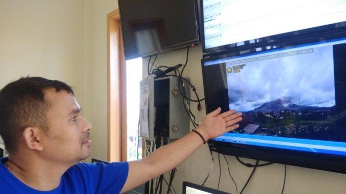 Tiga Hari Erupsi, Pengamat Gunung Sinabung Catat Aktivitas Vulkanik Meningkat