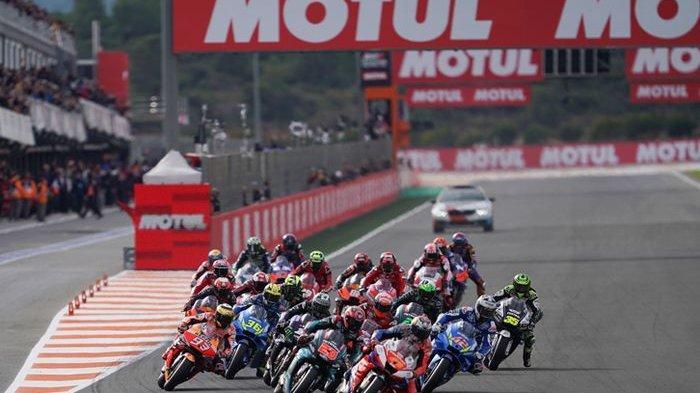 Live Streaming MotoGP Hari Ini, Siaran Langsung Live MotoGP Valencia, Klasemen MotoGP Terkini