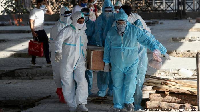 Pandemi tak Terkendali, India Kehilangan 50 Dokter dalam Satu Hari karena Infeksi Covid-19