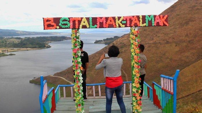 Sitalmak-talmak, Destinasi Baru Sejuta Pesona di Danau Toba