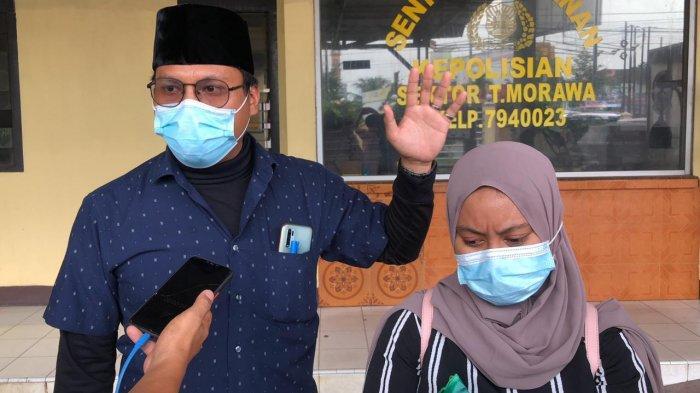 Berniat Baik Kembalikan Handphone Temuan, Wanita Ini Malah Ditahan dan Diperas Oknum Polisi