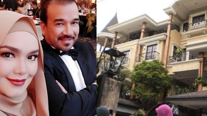 Siti Nurhaliza dan suami
