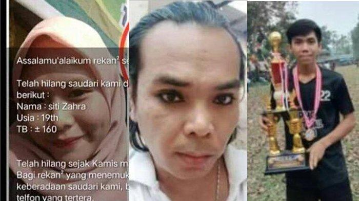 Pesan Sedih Siti Zahra (19), Gadis Muda Dibakar Pacar dan Pria Kemayu: Kasihan Bapak-Ibu