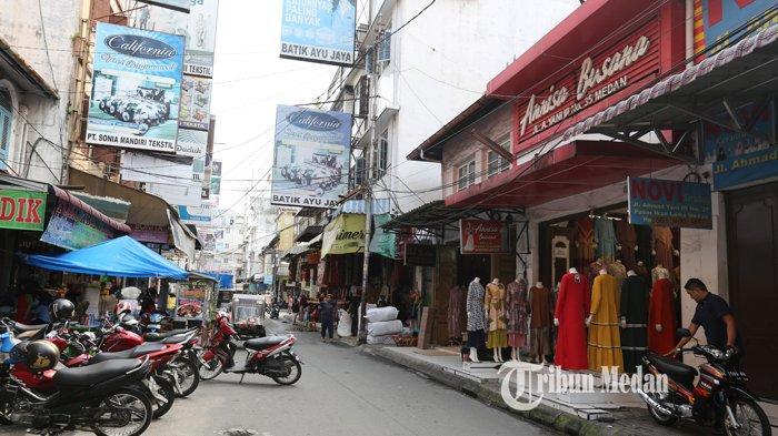 5 Rekomendasi Tempat Belanja di Kota Medan, Ada yang Sediakan Produk Tekstil