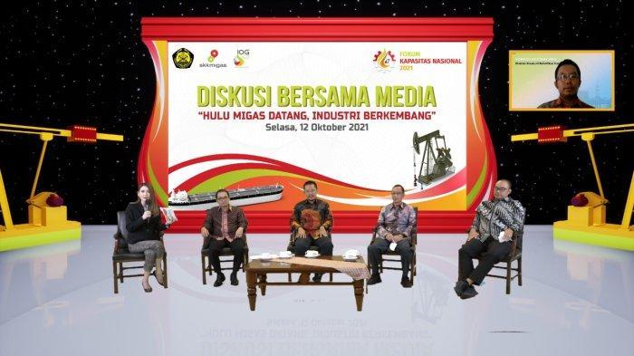 SKK Migas Bersama KKKS Terus Tingkatkan Implemetasi TKDN dan Kapasitas Nasional Industri Hulu