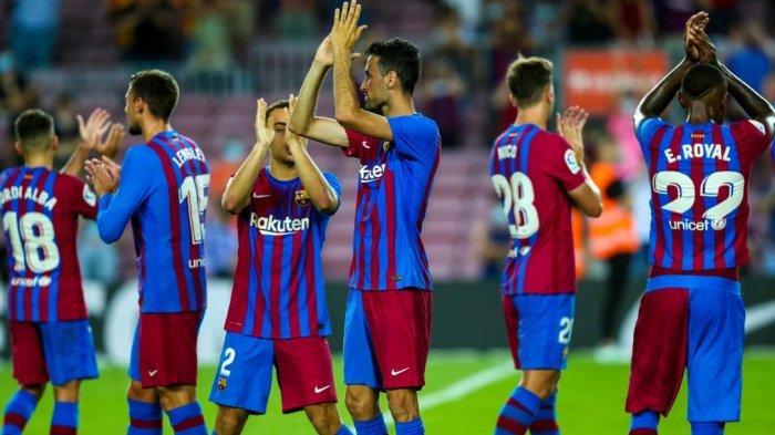 LIGA SPANYOL - Jadwal Barcelona Vs Sevilla LaLiga Pekan ke-4 Ditunda Karena Hal Ini