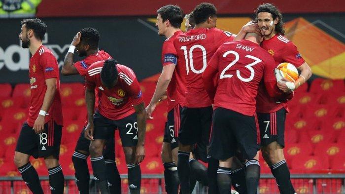 PREDIKSI Skor AS Roma Vs Man United, Solskjaer Waspada Kena Comeback Seperti Nasib Barcelona