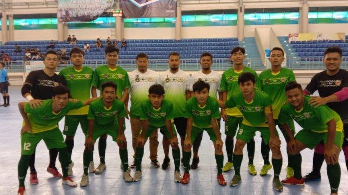 PON Papua Sebentar Lagi, Skuat Futsal Sumut Sudah Siap 100 Persen