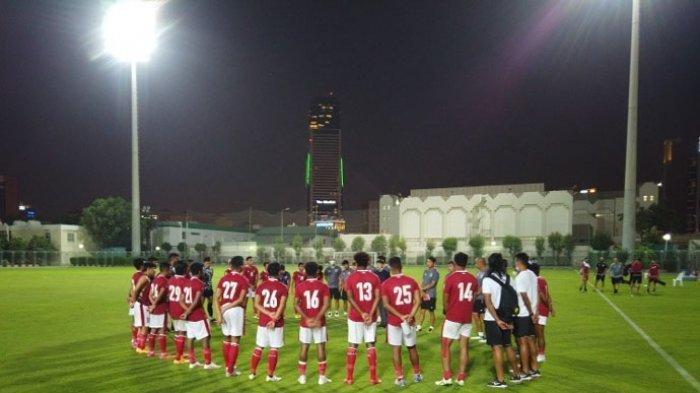 LIVE TIMNAS MALAM INI Bocoran Susunan Pemain Timnas Indonesia vs Vietnam  Link Live Streaming