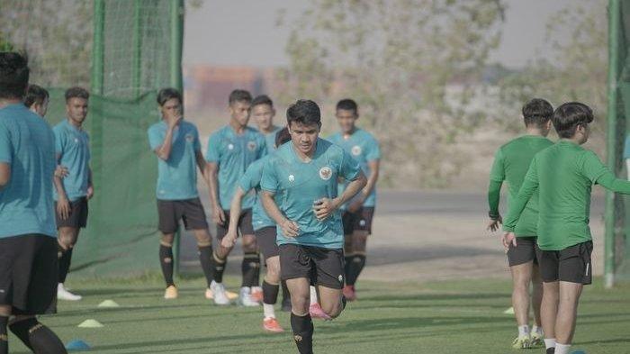 UPDATE Timnas Indonesia U-23, Asnawi Mangkualam Jadi Kapten, 11 Pemain ke Tajikistan dari Thailand