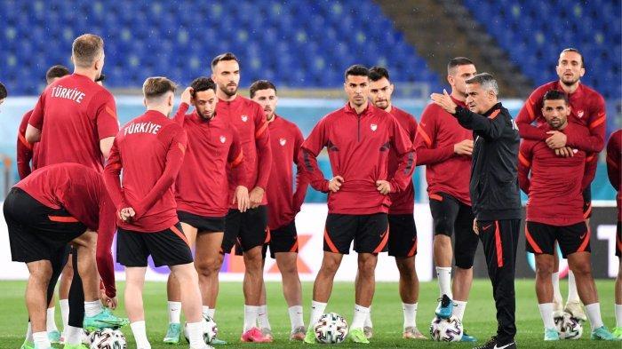 JAM Tayang Pembukaan EURO 2020 Malam Ini, Prediksi Turki Vs Italia, Dapat Bocoran dari Calhanoglu