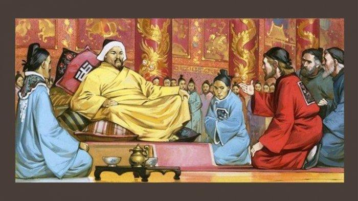 Hasrat Manusiawi Kubilai Khan, Fakta Bangsa Mongol Gagal Invasi Jawa, Termaktub Dalam Konsep Mandala