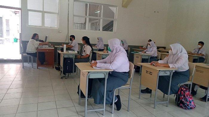 Hanya SMA Negeri 1 Medan yang Boleh Laksanakan Belajar Tatap Muka, Ini Alasannya