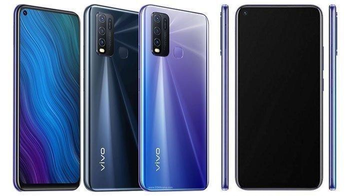 Vivo Y50 Smartphone 8 GB RAM, 128 GB Internal Memory