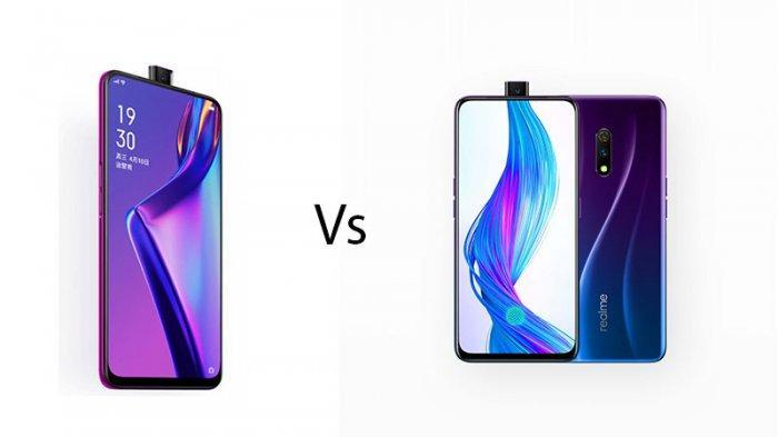 Smartphone Baru: Beda Realme X dan Oppo K3, Bandingkan Kualitas 2 Ponsel, Spesifikasi hingga Kamera