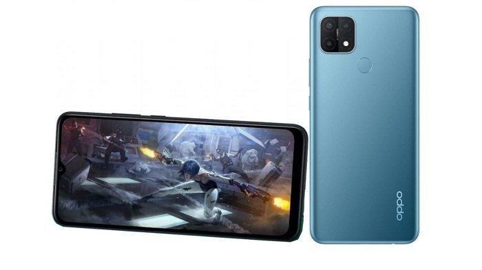 SMARTPHONE Oppo - A15 Kini hanya Rp 1,7 Juta, Dilengkapi RAM 3 Gb