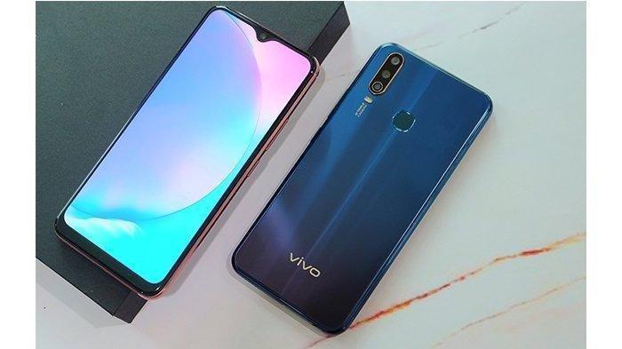 SMARTPHONE Vivo - Simak Daftar Harga Terbaru Smartphone Vivo September 2021