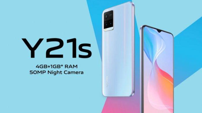 Spesifikasi Vivo Y21s, Harga Dibanderol 2 Jutaan, Dilengkapi Sederet FiturGaming dan Night Camera