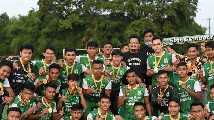 Smeck Football Jadi Pemenang di MCL Season 2 Usai Lewati Drama Adu Penalti
