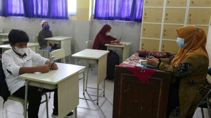 SMP Muhammadiyah 1 Medan Optimistis Sambut Tahun Ajaran Baru di Masa Pandemi