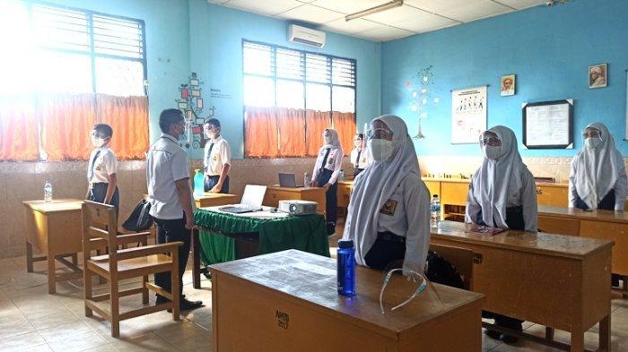 Covid-19 Kian Mengkhawatirkan, Pembalajaran Tatap Muka di Deliserdang Ditunda