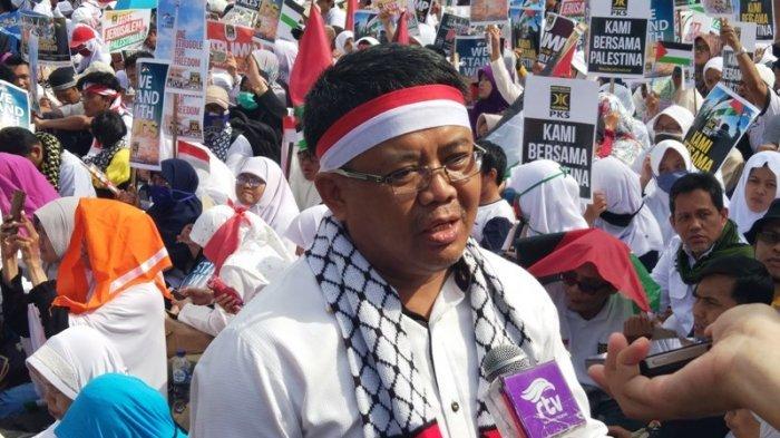 Prabowo Siap Bantu Pemerintahan Jokowi, PKS Pilih Oposisi, Ini Penjelasan Presiden PKS Sohibul Iman