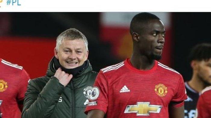 Hasil Manchester United vs Aston Vilaa 2-1 pada pekan ke-17 Liga Inggris. Solskjaer santai tempel Liverpool di puncak klasemen