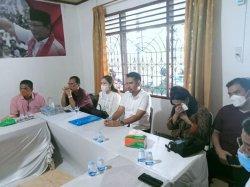 Mendiang Ayahnya Terpilih Sebagai Wali Kota Siantar, Sondi Daftar Jadi Wakil ke DPC Gerindra