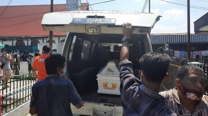 Tak Muncul di Tempat Nongkrong, Sopir Angkot Hisar Sitorus Ditemukan Meninggal di Rumahnya