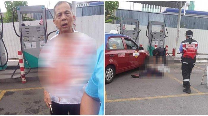 Ogah Antri Saat Mengisi Bensin, Sopir Taksi 65 Tahun Dipukuli Rekan Sesama Sopir Hingga Tewas