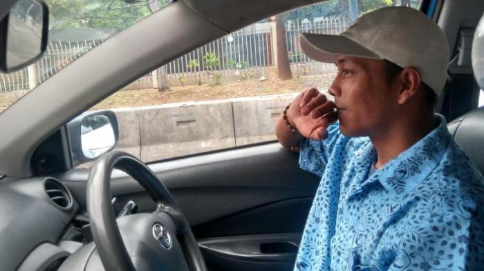 Curahan Hati Sopir Taksi Blue Bird Tentang Pendapatan Sehari-hari