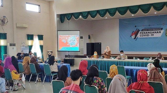 Pemkot Medan Gencar Sosialisasikan Perwal Nomor 27/2020, Kini Giliran ke Pelaku UMKM
