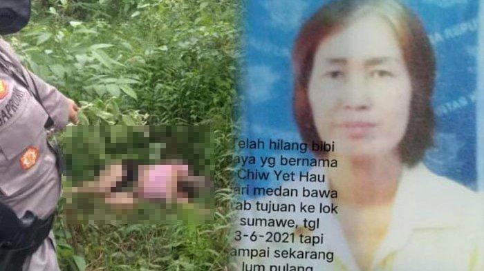 Sosok Chiw Yet Hau, Warga Medan yang Ditemukan Tewas di Aceh