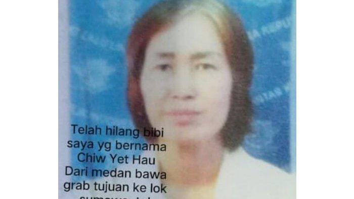 Sopir Taksi yang Tewas Hilang Kontak Setengah Jam Setelah Bergerak ke Medan
