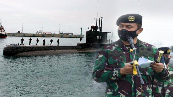 Pencarian KRI Nanggala-402, Ibunda Dansatsel Kolonel Harry Setyawan Terus Tanyakan soal Putranya