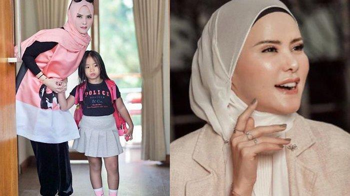AKHIRNYA Putri Semata Wayang Artis Angel Legla Tampil ke Publik, Terungkap Nama dan Sosok Ayahnya