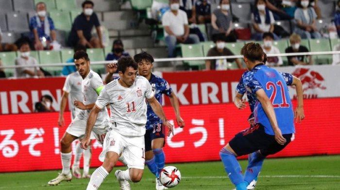 JADWAL Tayang Semifinal Sepak Bola Olimpiade Tokyo ...