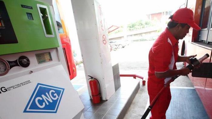SPBU di Medan Wajib Pasang Dispenser Gas, Pemerintah Percepatan Konversi BBM ke BBG