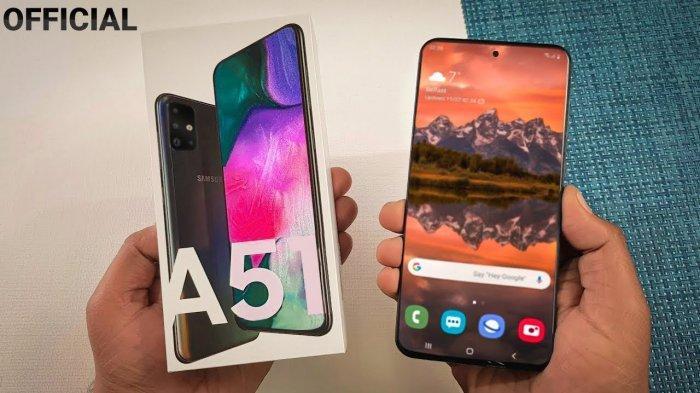 SAMSUNG TERBARU Galaxy A52 5G, Bandingkan Galaxy A51 5G dan Spesifikasinya