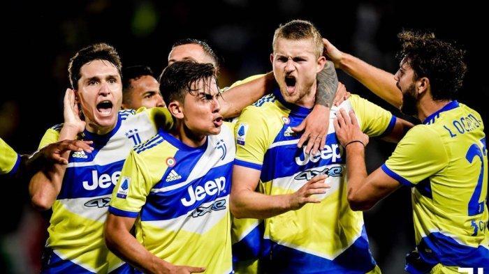 HASIL Liga Italia Tadi Malam - Juventus Akhirnya Menang, AC Milan Makin Kokoh Di Papan Atas